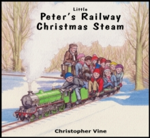 Peter's Railway Christmas Steam, Paperback Book
