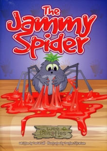 The Jammy Spider, Hardback Book