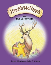 Hamish McHaggis and the Lost Prince, Paperback Book