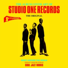 Cover Art of Studio One Records, Hardback Book