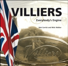 Villiers Everybody's Engine, Paperback / softback Book