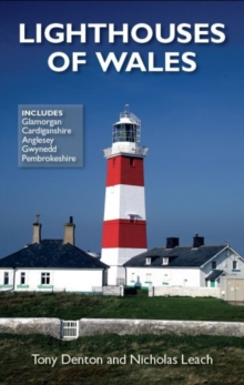 Lighthouses of Wales, Paperback Book