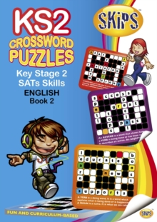Skips CrossWord Puzzles Key Stage 2 English SATs : Bk 2, Paperback Book