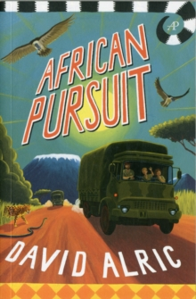 African Pursuit, Paperback Book