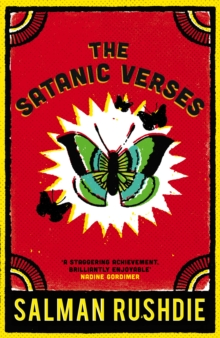 The Satanic Verses, Paperback Book