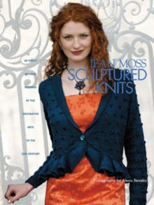 Sculptured Knits, Hardback Book