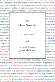 The Shiva Samhita : A Critical Edition and An English Translation