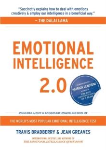 Emotional Intelligence 2.0, Hardback Book
