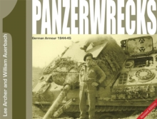 Panzerwrecks 1 : German Armour 1944-45, Paperback Book