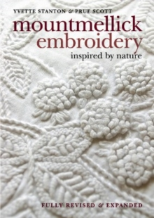 Mountmellick Embroidery : Inspired by Nature, Paperback Book