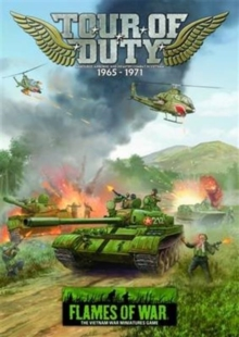 TOUR OF DUTY, Paperback Book