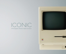 Iconic : A Photographic Tribute to Apple Innovation, Hardback Book