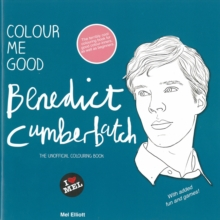 Colour Me Good Benedict Cumberbatch, Paperback Book