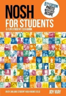Nosh for Students : A Fun Student Cookbook, Paperback Book