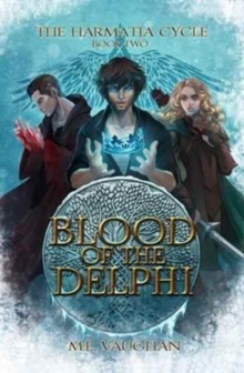 Blood of the Delphi, Paperback / softback Book