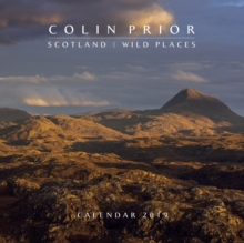 SCOTLAND WILD PLACES WALL CALENDAR 2019,  Book