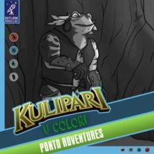 Kulipari: U Color: Ponto Adventures, Paperback / softback Book