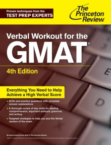 Verbal Workout for the GMAT, 4th Edition, EPUB eBook