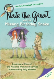 Nate the Great and the Missing Birthday Snake, Paperback / softback Book