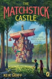 The Matchstick Castle, Paperback / softback Book