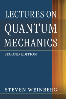Lectures on Quantum Mechanics, Hardback Book