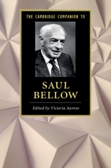 The Cambridge Companion to Saul Bellow, Paperback / softback Book