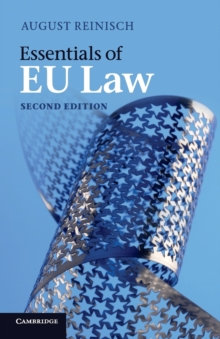 Essentials of EU Law, Paperback / softback Book