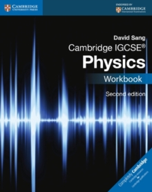 Cambridge IGCSE (R) Physics Workbook, Paperback Book