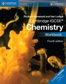 Cambridge IGCSE (R) Chemistry Workbook, Paperback Book