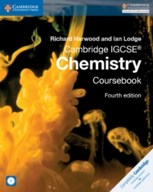 Cambridge IGCSE (R) Chemistry Coursebook with CD-ROM, Mixed media product Book