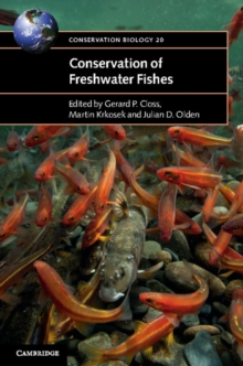 Conservation of Freshwater Fishes, Paperback / softback Book