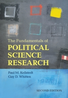 The Fundamentals of Political Science Research, Paperback Book