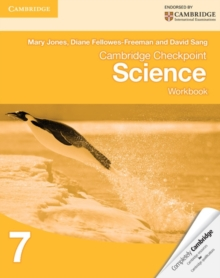 Cambridge Checkpoint Science Workbook 7, Paperback Book