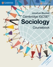 Cambridge IGCSE (R) Sociology Coursebook, Paperback Book