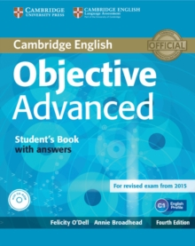 Objective Advanced Student's Book with Answers with CD-ROM, Mixed media product Book