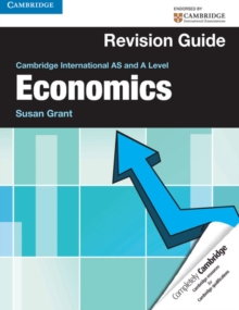 Cambridge International AS and A Level Economics Revision Guide, Paperback Book