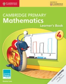 Cambridge Primary Mathematics Stage 4 Learner's Book, Paperback Book