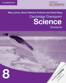 Cambridge Checkpoint Science Workbook 8, Paperback Book