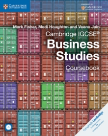 Cambridge IGCSE (R) Business Studies Coursebook with CD-ROM, Mixed media product Book