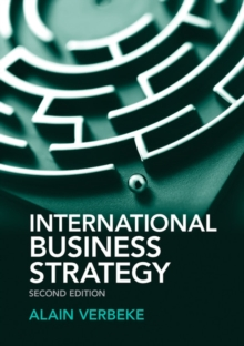 International Business Strategy, Paperback Book