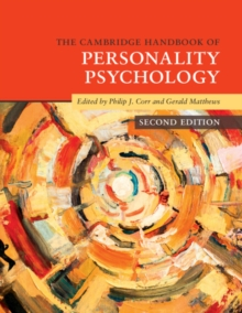 The Cambridge Handbook of Personality Psychology, Paperback / softback Book