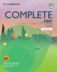 Complete First Workbook with Answers with Audio
