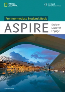Aspire Pre-Intermediate : Discover, Learn, Engage, Mixed media product Book