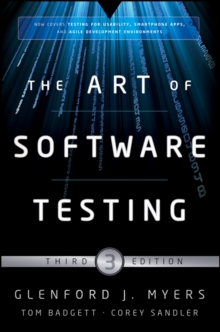 The Art of Software Testing, Hardback Book