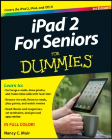 iPad 2 For Seniors For Dummies, Paperback / softback Book
