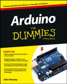 Arduino For Dummies, Paperback Book