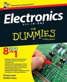 Electronics All-In-One for Dummies, UK Edition, Paperback Book