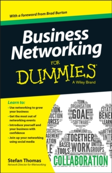 Business Networking for Dummies, Paperback Book