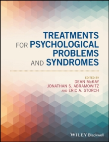 Treatments for Psychological Problems and Syndromes, Paperback / softback Book