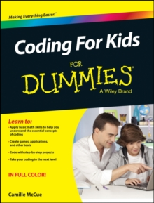 Coding for Kids for Dummies, Paperback Book